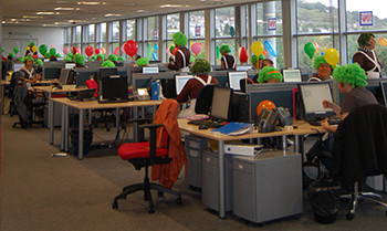 Call Centre Fancy Dress