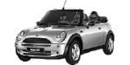 MINI R52 Convertible with original MINI Wheels