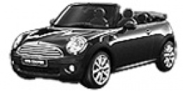 MINI R57 Convertible with original MINI Wheels