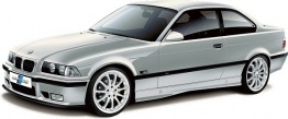 BMW 3 Series E36 M3 Coupé with original BMW Wheels