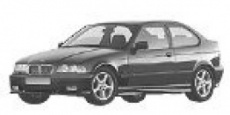 3 Series E36 Compact / Hatchback
