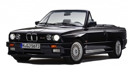 BMW 3 Series E30 M3 Convertible with original BMW Wheels