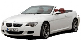 BMW 6 Series E64 M6 Convertible with original BMW Wheels