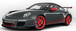 Porsche 911-997 Gen 2 GT3 RS with original Porsche Wheels