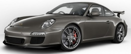 Porsche 911-997 Gen 2 GT3 with original Porsche Wheels
