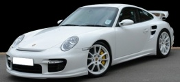 Porsche 911-997 Gen 1 GT2 with original Porsche Wheels