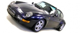 Porsche 911-993 Carrera 2 & Carrera 4 with original Porsche Wheels
