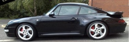 Porsche 911-993 Carrera 4S with original Porsche Wheels