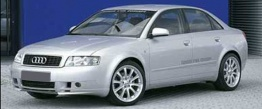 Audi S4 (B6/PL46) 8E Saloon / Avant with original Audi Wheels