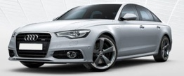 Audi A6 (C6) 4F Saloon/Avant with original Audi Wheels