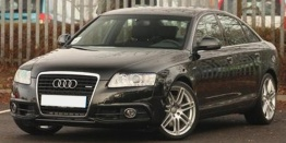 Audi S6 (C6) 4F Saloon/Avant with original Audi Wheels