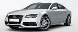 Audi A7 (C7/MLP) 4G Sportback with original Audi Wheels