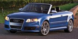 Audi RS4 (B6/PL46) 8H7 Cabriolet with original Audi Wheels