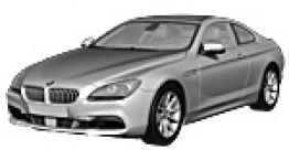 BMW 6 Series F12 Convertible with original BMW Wheels