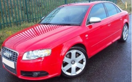 Audi S4 (B7/PL46) 8EC/8ED Saloon / Avant with original Audi Wheels