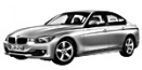 3 Series F30 Saloon