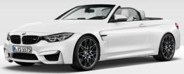 BMW 4 Series F83 M4 Convertible with original BMW Wheels