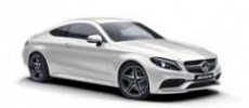 C Class C205 C43 AMG 4Matic Coupe