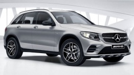 Mercedes GLC Class X253 GLC43 AMG Off-Roader with original Mercedes Wheels