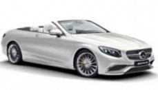 S Class A217 S63 & S65 AMG Convertible