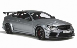 Mercedes C Class C204 C63 AMG Black Series Coupe with original Mercedes Wheels