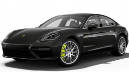 Porsche Panamera G2 971 Gen 1 Panamera Turbo S E-Hybrid with original Porsche Wheels