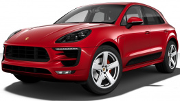 Porsche Macan GTS 95B with original Porsche Wheels
