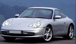 Porsche 911-996 Gen 2 Carrera 2 with original Porsche Wheels
