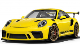 Porsche 911-991 Gen 2 GT3 RS with original Porsche Wheels