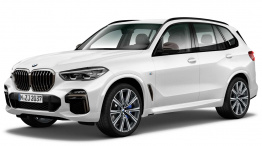 BMW X5 G05 Sports Activity Vehicle with original BMW Wheels