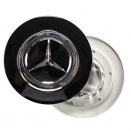 Genuine AMG Centre Cap Large Black