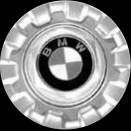 Genuine BMW 29 centre caps