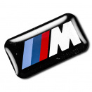 BMW M Wheel Badge