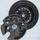 BMW  Spare Wheel Kit Type E (E60 E61)