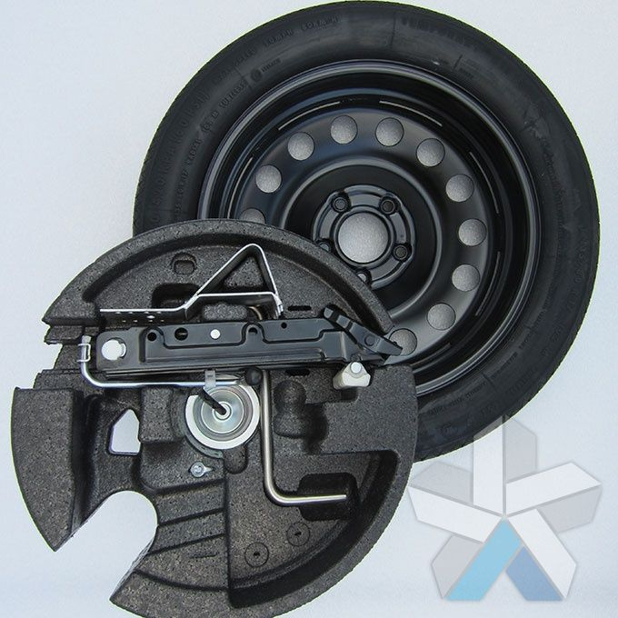 Bmw Spare Wheel Kits From Alloy Wheels Direct