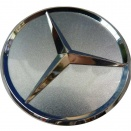 Genuine Mercedes Citan Chrome Star Centre Caps