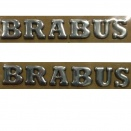 Genuine Brabus Logos for Side of Car (set of 2)