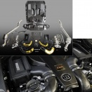 Brabus Eco PowerXtra CGI Performance Kit B63S-760 for S Class Saloon W/V222 S63AMG