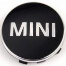 Genuine MINI Chrome Edge Centre Caps