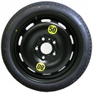 MINI Spare Wheel & Tyre Type M2 (to fit Mini F55 F56 F57)