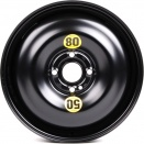 MINI Spare Wheel Type X 15x3.5ET35 #12 (to fit MiniR50 R52 R53 R55 R56 R57 R58 R59)