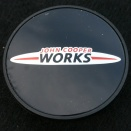 Genuine John Cooper Works centre caps