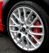 Jcw Alloys From Alloy Wheels Direct