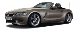 BMW Z4M E85 Roadster with original BMW Wheels