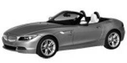 BMW Z4 E89 Roadster with original BMW Wheels