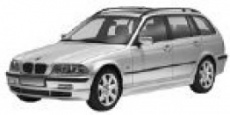 3 Series E46/3 Touring / Estate