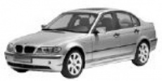 3 Series E46/4 Saloon