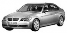 3 Series E90 Saloon