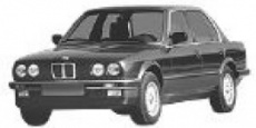 3 Series E30/4 Saloon