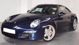 Porsche 911-997 Gen 1 Carrera 4 & Carrera 4S with original Porsche Wheels